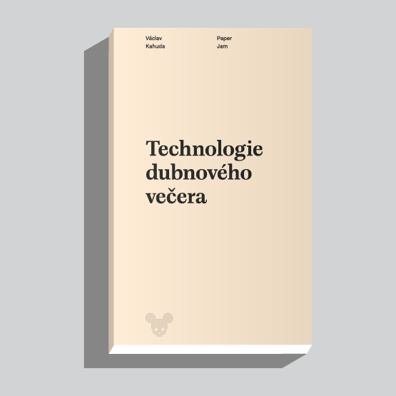 Kahuda Václav – Technologie dubnového večera