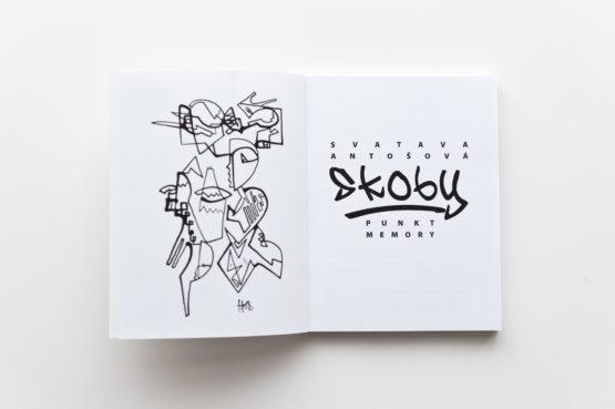 Kniha Skoby